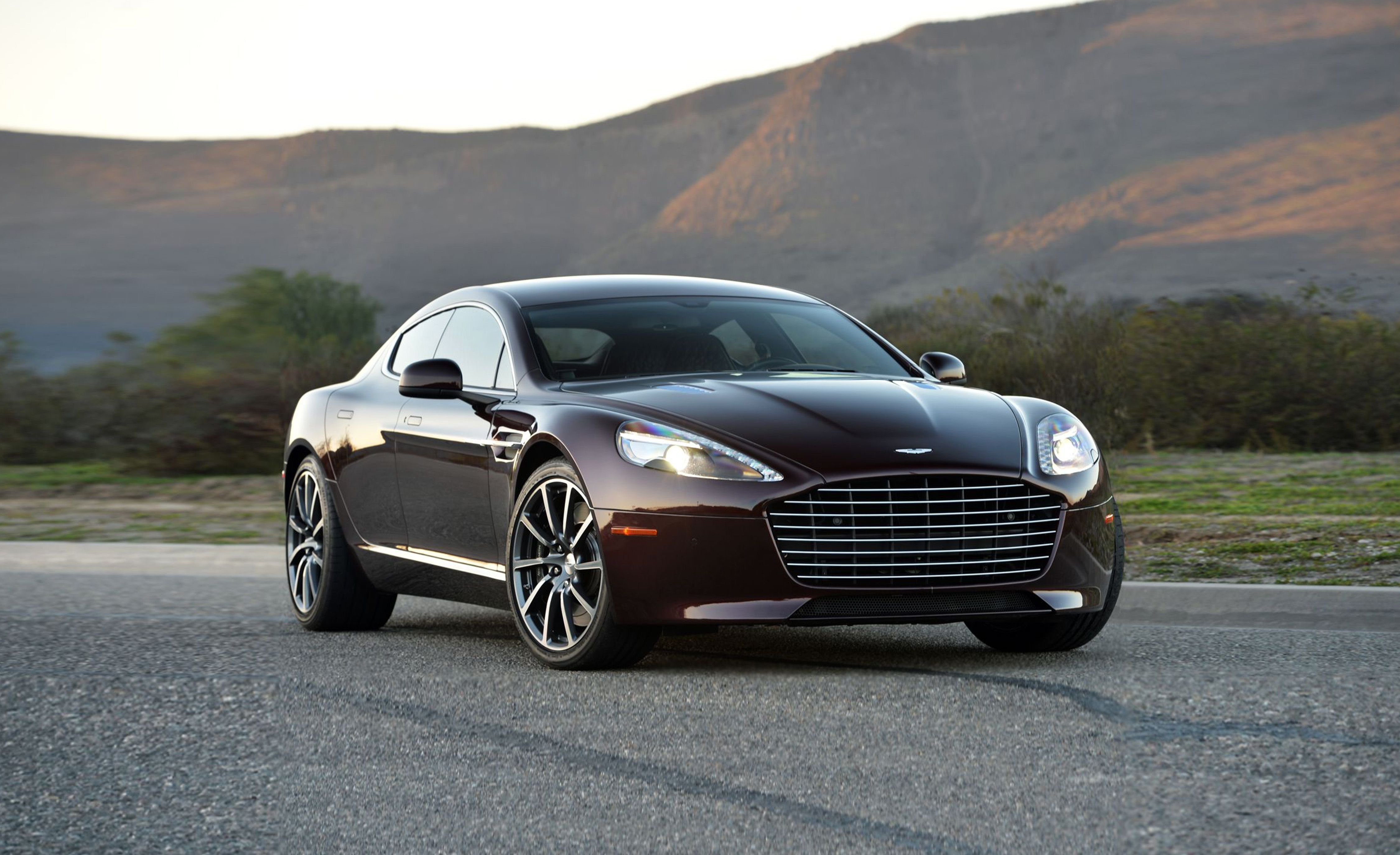 13 Aston Martin Rapide S Test 