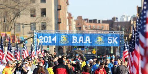 2014 B.A.A. 5K