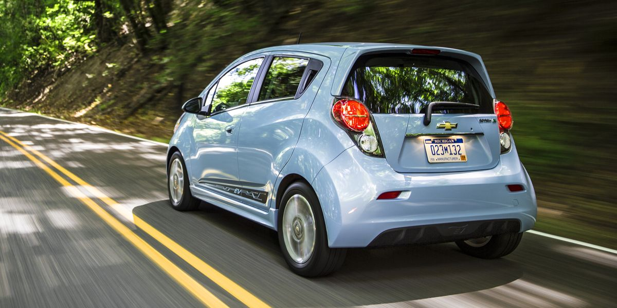 The Chevy Spark Ev Is A Sleeper Hot Hatch Chevrolet Spark With 400