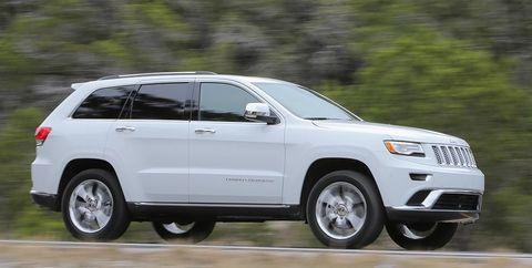 2014 Jeep Grand Cherokee Summit EcoDiesel