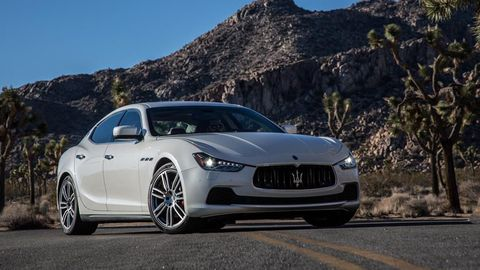 How Much Are Maseratis >> New Maserati Vehicles Models And Prices Car And Driver