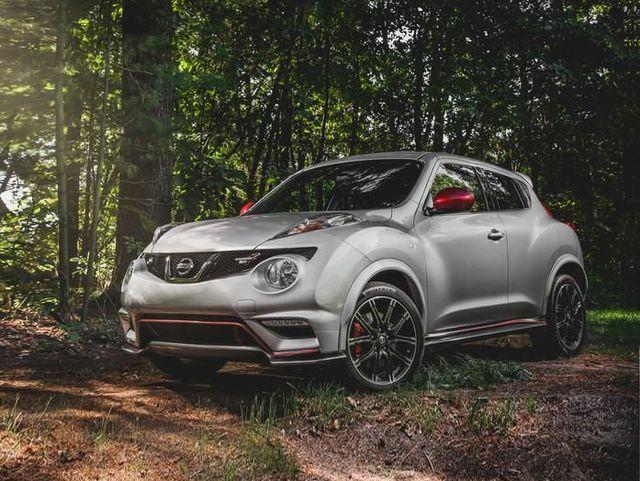 2016 Nissan Juke Nismo >> Nissan Juke Nismo Nismo Rs