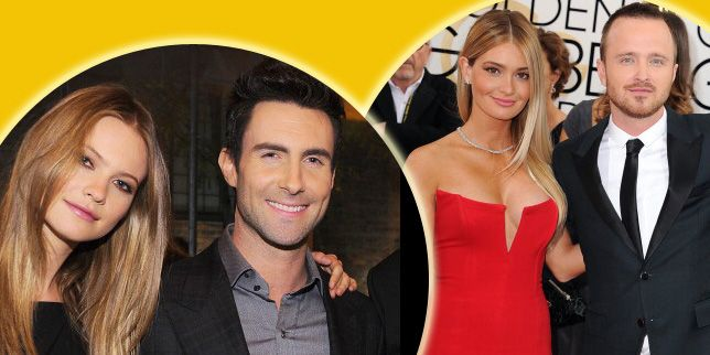 The 20 Hottest Celebrity Couples Of 2015
