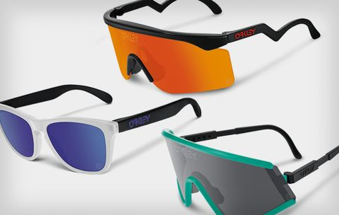 2051db8bed9 Look No Further for Oakley s 30th Anniversary Collection