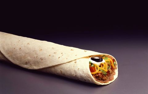 The Muscle-Building Taco Bell Diet