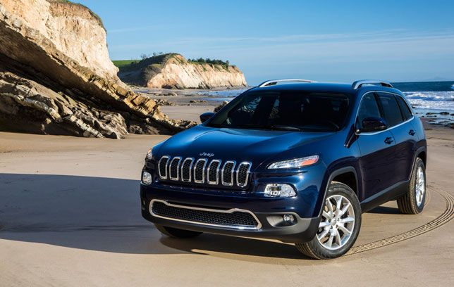 Captivating 2014 Jeep Cherokee 1