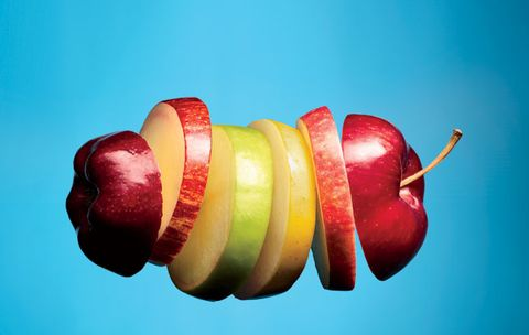 Pick Apples with the Most Nutrition