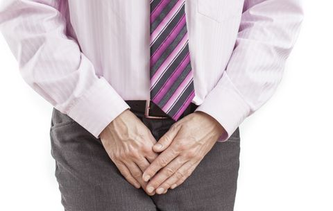 The Peeing Problem You Might Have