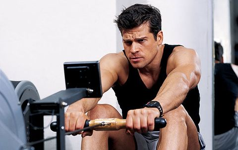 4 Killer Rowing Workouts