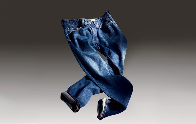 5 Rules for Looking Great in Jeans