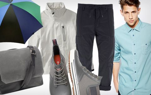 Waterproof Your Look: Combat Soggy Weather with Style