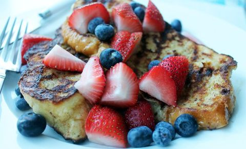 Grill the Ultimate French Toast