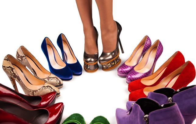 What Her Shoes Say About Her Personality