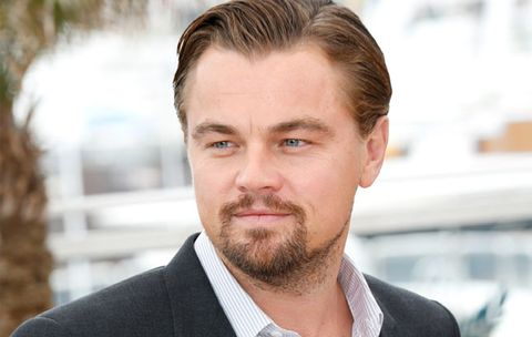 Leo DiCaprio Has a Vitamin-Infused Shower. Why?