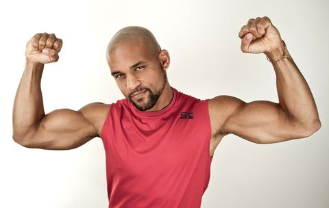 Shaun T Knows How to Get You Fit