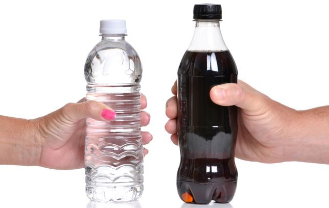weight loss with diet coke