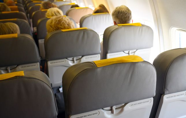 The Worst Place to Sit on a Plane