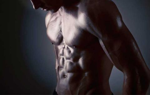 The Secret to Hollywood Abs