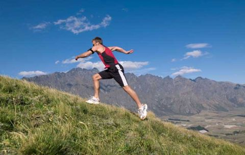 3 Hill Workouts from Hell