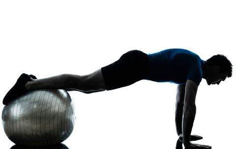 4 Smart Exercises You Can Do with a Swiss Ball