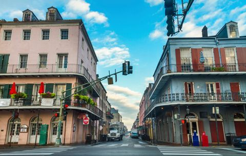 New Orleans: The Men's Health City Guide