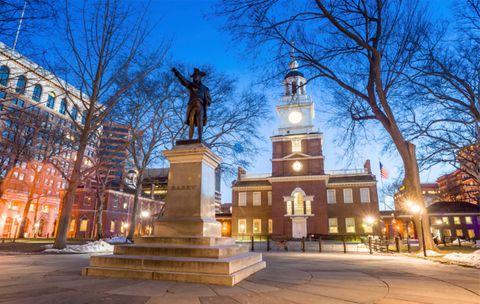 Philadelphia: The Men's Health City Guide