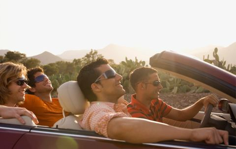 5 Ridiculous Road-Trip Games We Just Made Up