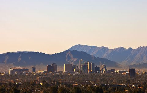 Phoenix: The Men's Health City Guide
