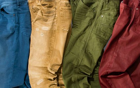 What Your Jeans' Color Says about You