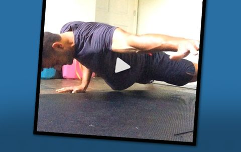 The 5-Second Pushup That Boosts Upper-Body Strength