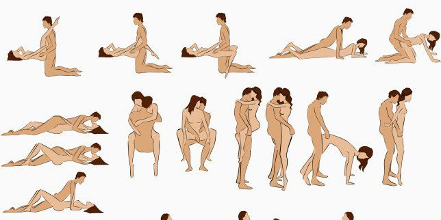 Sex positions guys will love