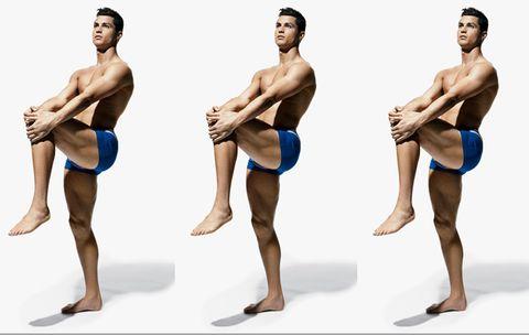 Ronaldo: Sharpen Your Swagger
