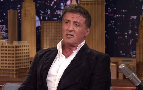 Stallone 'Hated' Him, Now They're Friends. Who Is It?