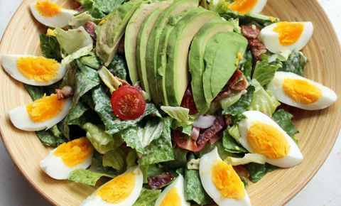 Eat This Protein-Loaded Salad for Breakfast!