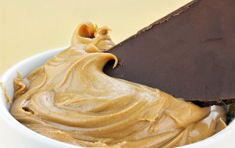 Q: Why does chocolate and peanut butter seem like such an irresistible combination?