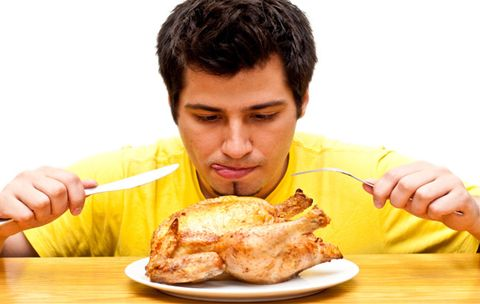 Why a High-Protein Diet Isn't Just for Your Guns