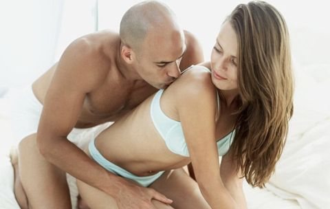 The Best Sex Position for Your Aching Back