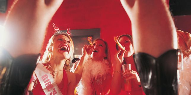 What REALLY Goes On At Bachelorette Parties?