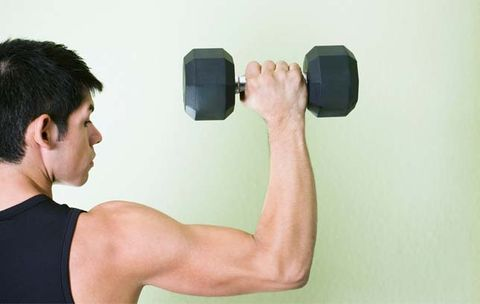 The Insanely Tough 10-Pound Dumbbell Workout