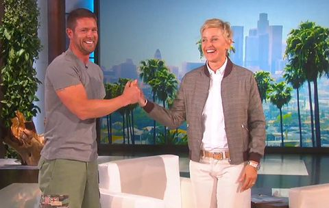 The Unstoppable Noah Galloway: From War to One-Armed Push-Ups on 'Ellen'