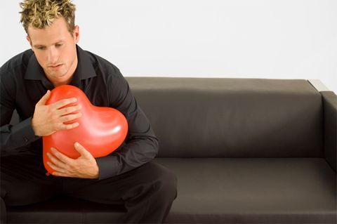 The Pain of Lost Love: Men's Health com