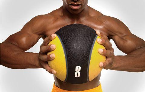 3 Genius Ways to Use a Medicine Ball