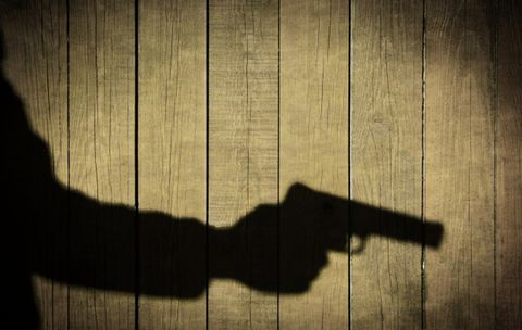 What It's Like to Have a Gun Pointed at Your Head