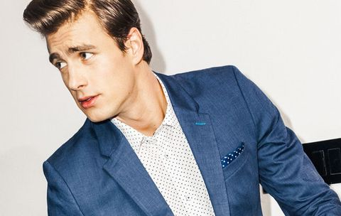 The Fool-Proof Way to Wear Pocket Squares