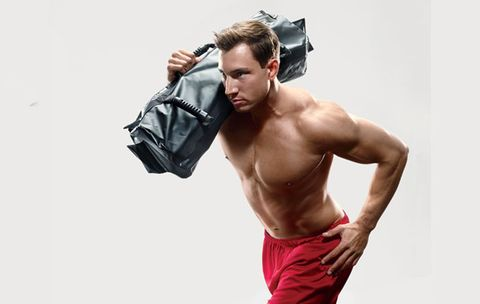 Beginner's Guide to Sandbag Training