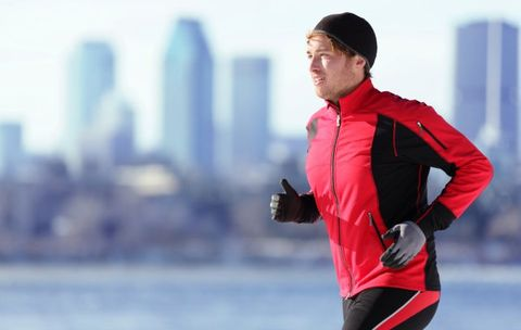 The Best Running Gear for Cold Weather