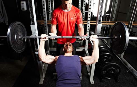 The Barbell Bench Press That Won't Wreck Your Shoulders