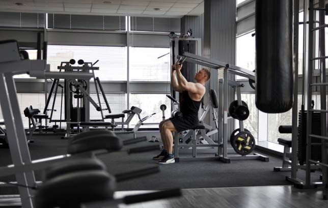 Muscle planet gym and fitness centre