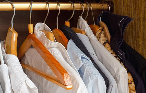 How to Finally Clean Your Closet