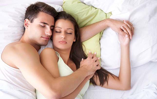Sex on sleep